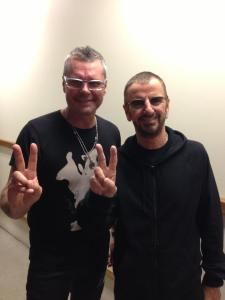Jon Farriss et Ringo