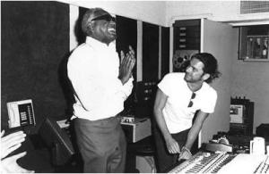Studio, INXS, Ray Charles, Michael Hurchence - 1993